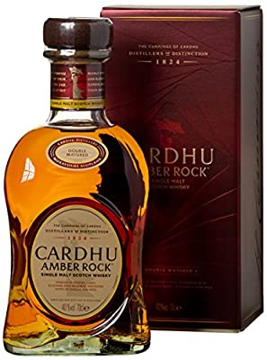 Cardhu Amber Rock Single Malt (1 x 0.7 l)