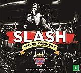 Slash ft. Myles Kennedy & The Conspirators: Living The Dream Tour (2CD+DVD) (Audio CD)