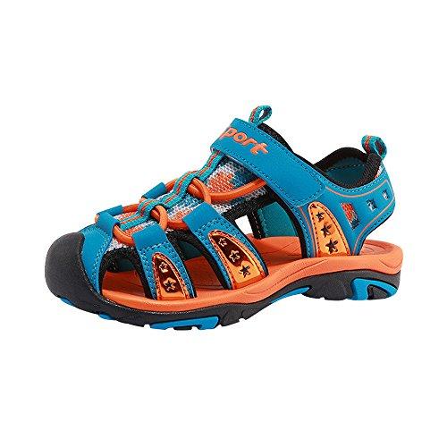 Gloria JR Kinder Outdoor Athletic Sandale F¨¹r Jungen Kinder Blau # 2(Blue#2)