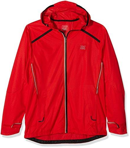 Tao Sportswear Veste de course pour homme zentour Li-Ion Running Rouge - red coat