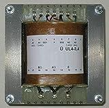 Ausgangsübertrager für den Verstärker AMP5