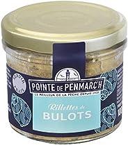 Rillettes de bulots Pointe de Penmarc'h le lot de 2 verrines de 100 g - Livraison en 2 à 3 jours ouvrés de