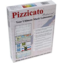Pizzicato Professional for Windows and Mac