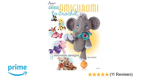 Animal Amigurumi To Crochet Englisch Annies Crochet Amazonde
