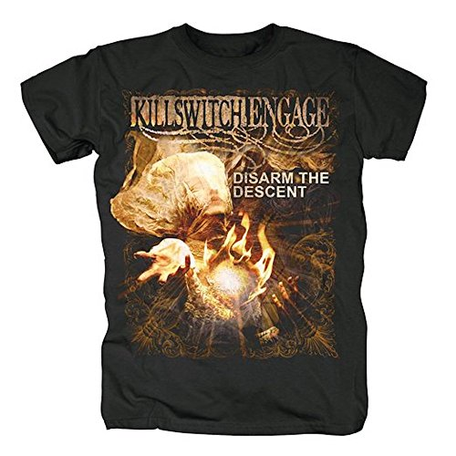 KILLSWITCH ENGAGE - DISARM THE DESCENT - OFFICIAL MENS T SHIRT