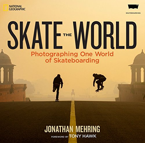 Skate The World por Jonathan Mehring