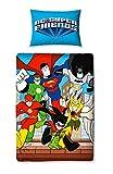 Die besten DC Comics Beddings - Character World DC Superfriends Buddies Junior Bettwäsche-Set Bewertungen