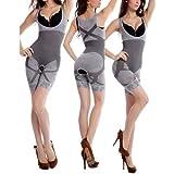 Creatif Ventures Women Slim Grey Comfort Layer Fashion Curve Beauty Natural Bamboo Charcoal
