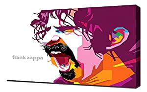 Frank Zappa - Pop Art - Impression Sur Toile