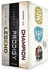 [(Legend Trilogy Boxed Set)] [By (author) Marie Lu] published on (November, 2013)