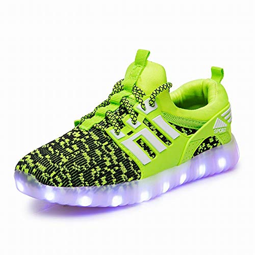 BonTime Kids LED luz Zapatos Moda niños Intermitente