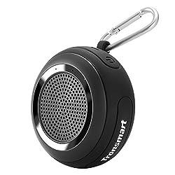 Mini Bluetooth Lautsprecher, Tronsmart Splash 7W Tragbarer Musikbox, 10 Stunden Spielzeit, IP67 Wasserdicht, Tiefer Bass, Kabelloser Lautsprecher für Ausflüge, Strand, Dusche oder Zuhause