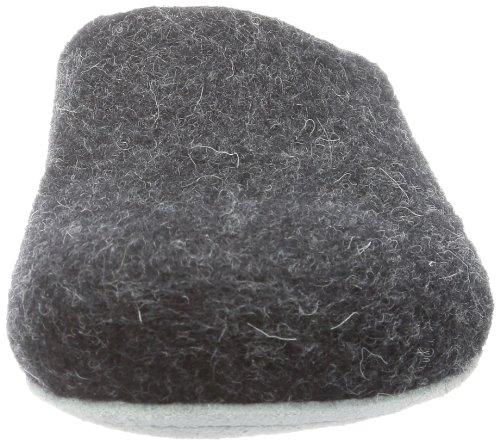 MagicFelt AP 701 Unisex-Erwachsene Pantoffeln Grau (charcoal 4826)