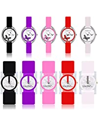 Valentime Analogue Fancy Dial Women's Watch - W07-01 TO 10
