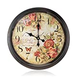 Avenue 40Cm Vintage Analong Wall Clock