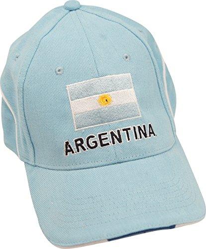 Argentinien Cap (Cap, Baseball Cap Argentinien, Argentina)
