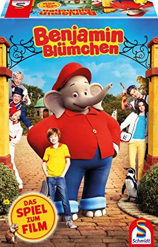 Schmidt Spiele 40589 Benjamin Blümchen, Das Spiel zum Film, bunt