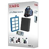 AEG AUSK11 Filter-Set, 1 Feinstaubfilter, 1 Hygienefilter, 1 s-fresh Bambus, Passend für UltraFlex, AUFgreen, AUF8220, LX8, SilentPerformerCyclonic, ASPC 71, LX7