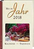 Mein Jahr 2018: Kalender-Tagebuch - Bianka Bleier