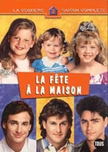 La fête à la maison: L'intégrale de la saison 2 - Coffret 5 DVD [Import belge]