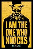 Breaking Bad - I am the one who knocks Poster by Posterstoponline