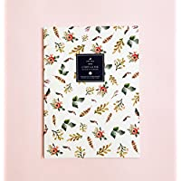 Ilustración Flores Watercolor Vintage cuaderno de hojas rayadas • Diario • Cuaderno para Escritores • Planer Cotidiano • Cuaderno Grande • The Notebook • Regreso al Colegio • Cuaderno de Niños • Diario de Viaje