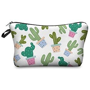 Estuches plumier Multicolor Bolsa de Aseo Estuche Make Up Bag Cámara [009]