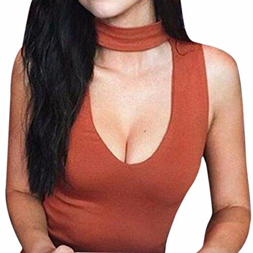 QIYUN.Z Les Femmes Sexy Col Haut Club De Nuit Sans Manches Robe Moulante Crayon De Man?uvre Solide