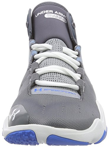 Under Armour Ua Speedform Phenom, Chaussures de Fitness Homme Gris - Grau (STL 035)