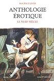 Anthologie érotique : Le XVIIIème siècle
