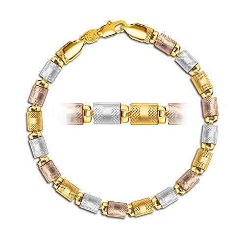 high-quality-fashion-18k-gold-rose-platinum-plated-special-three-color-bracelet-for-women-or-men-par