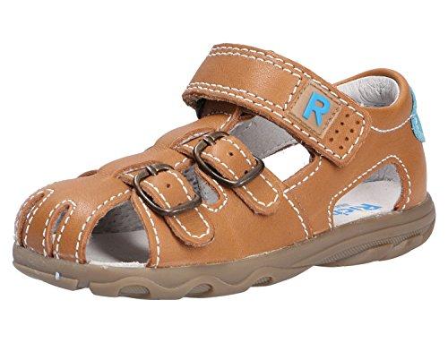 Richter Kinderschuhe Terrino, Chaussures Marche Bébé Garçon Marron