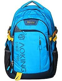 0c8378d84d Aoking Laptop ,School N College Backpacks (Blue)_1
