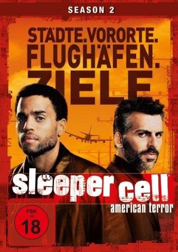 Sleeper Cell - Season 2 [3 DVDs] Cell-shield