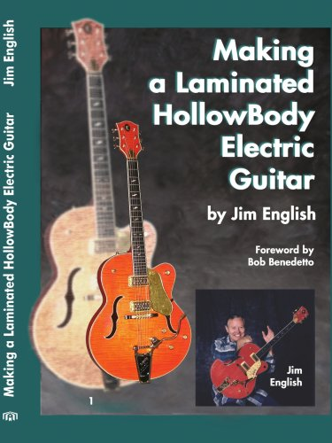 Making a Laminated Hollowbody Electric Guitar