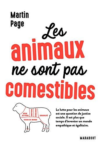 Les animaux ne sont pas comestibles par Martin Page