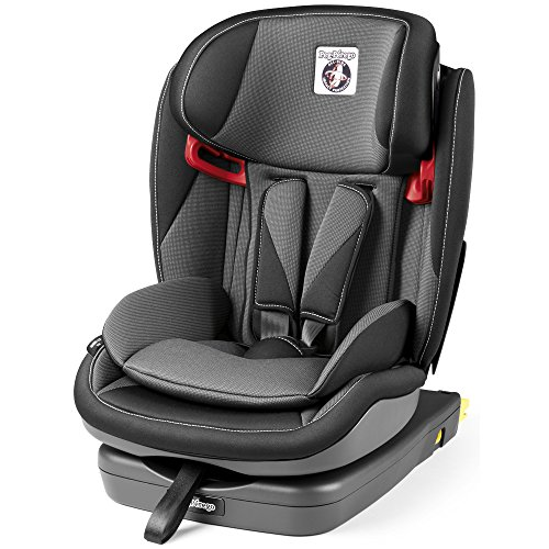Peg Perego IMVA000035DP53DX13 Viaggio 1-2-3 Via Crystal Black