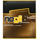 Nogii Super Protéine Barre nutritionnel, 12 fils