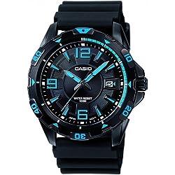 Casio Collection Herren-Armbanduhr Analog Quarz MTD-1065B-1A1VEF