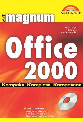 Office 2000 MAGNUM Kompakt, komplett, kompetent