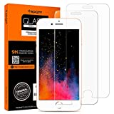 [Introducing]  Spigen Tempered Glass Screen protector for the vetro temperato iphone 7s plus is more that meets the eye. The rounded edges offer comfort in the hand and compatibility with Spigen iPhone 7 Plus cases, all while retaining the original t...