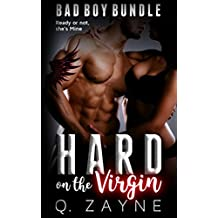 Hard on the Virgin: Bad Boy Bundle (9 Hot Shorts Book 1) (English Edition)