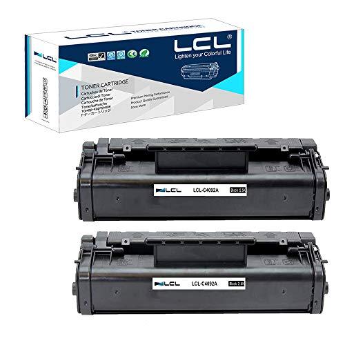 Lcl cartucce di toner compatibile 92a c4092a ep-22 (2 nero) sostituzione per hp laserjet 1100 1100se 1100xi 1100a 1100a se 1100a xi 3200 3200se canon lbp-800 810 1110 1120