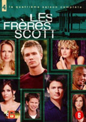 Les Freres Scott: L'integrale de la saison 4 - Coffret 6 DVD [Import belge]