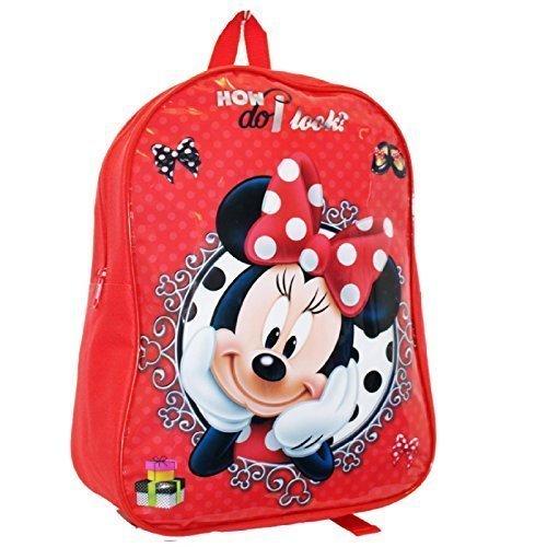 Kinderrucksack 4275023arhv von Disney, Minnie Maus, 40cm (groß) -