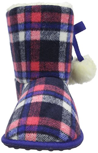 Rocket Dog Damen Snowflake Hausschuhe Multicolor (Hathaway Navy)