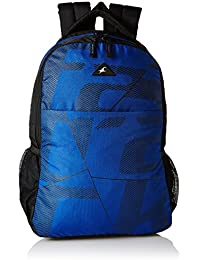745d8ef63c0f Fastrack 20.35 Ltrs Blue School Backpack (A0680NBL01)