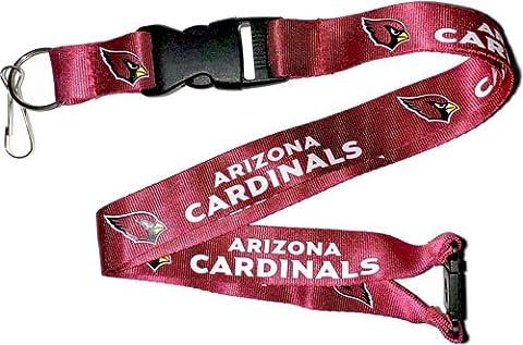 NFL Arizona Cardinals Équipe Lanière, taille unique, Multi