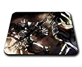 Mousepad Reinhardt e Zed Overwatch LOL (A) - Tappetino per Mouse
