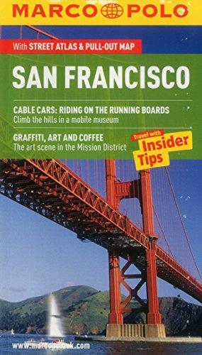 San Francisco Marco Polo Guide (Marco Polo Travel Guides)